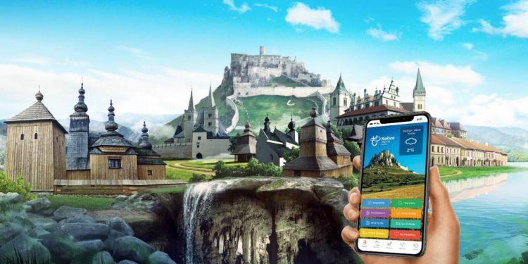 Turistický sprievodca, aplikácia do mobilu, Košice region, Cestovný ruch bude žiť! Terra Incognita podporuje všetky regióny v Košickom kraji