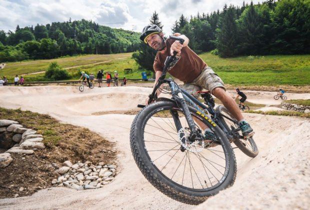 V Mýte pod Ďumbierom sa otvárajú brány do bike parku, Horehronie, cyklistika