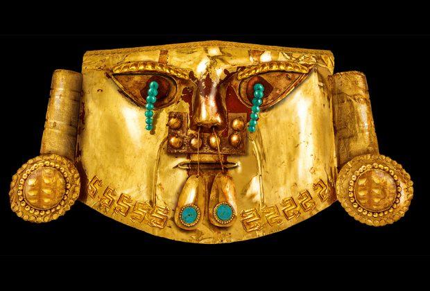 Vzácne korunovačné klenoty Inkov z Peru, Svetová výstava Poklad Inkov