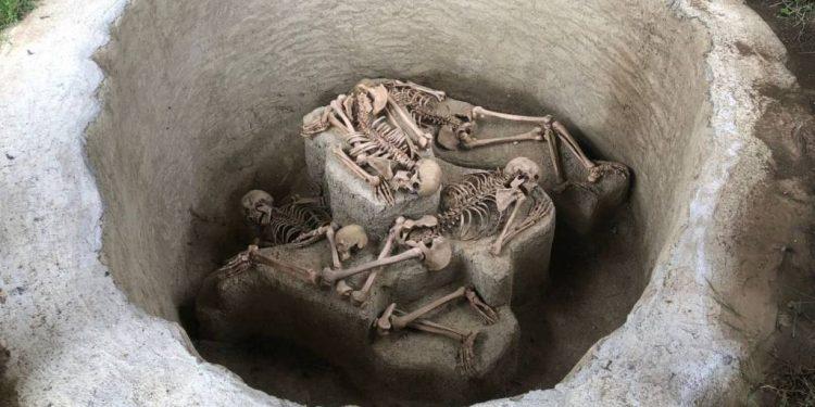 Archeologická lokalita v Košickom kraji, slávnostne odhalia repliku obetnej jamy