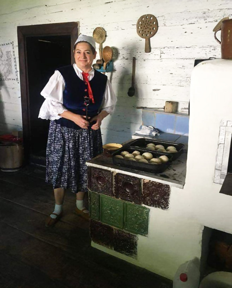 Kuchyňa starých materí