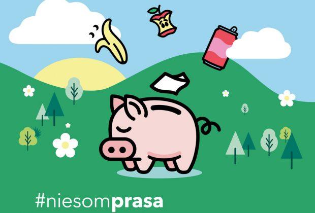 Na Slovensku odštartovala kamaň za čisté hory a lesy, #niesomprasa