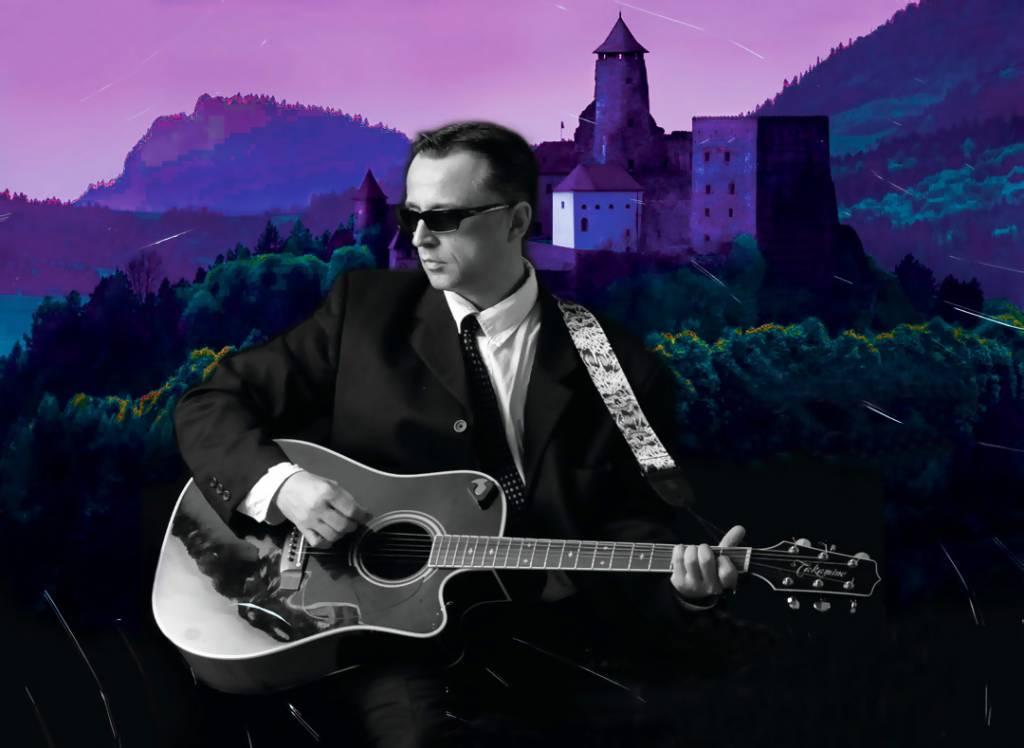 Otvorenie sezóny na hrade Ľubovňa 2020, Robo Grigorov
