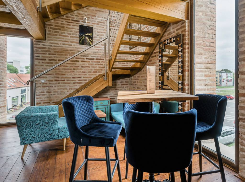Severná veža – Tower Lounge Bar
