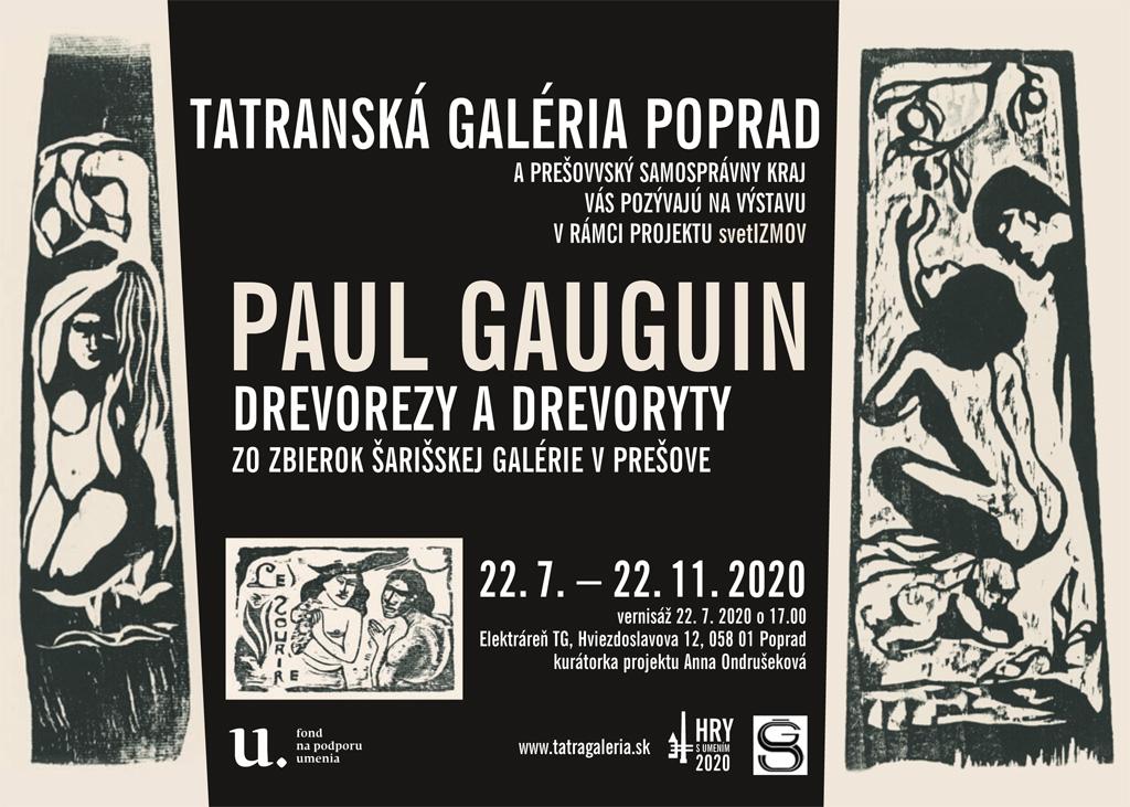 Tatranská galéria, Paul Gauguin