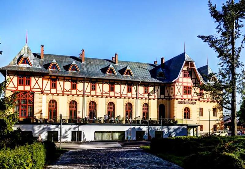 dovolenka na slovensku hotel lomnica
