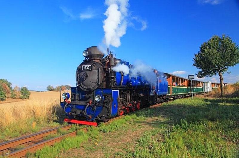 Úzkorozchodná trať z Třemešnej do Osoblahy