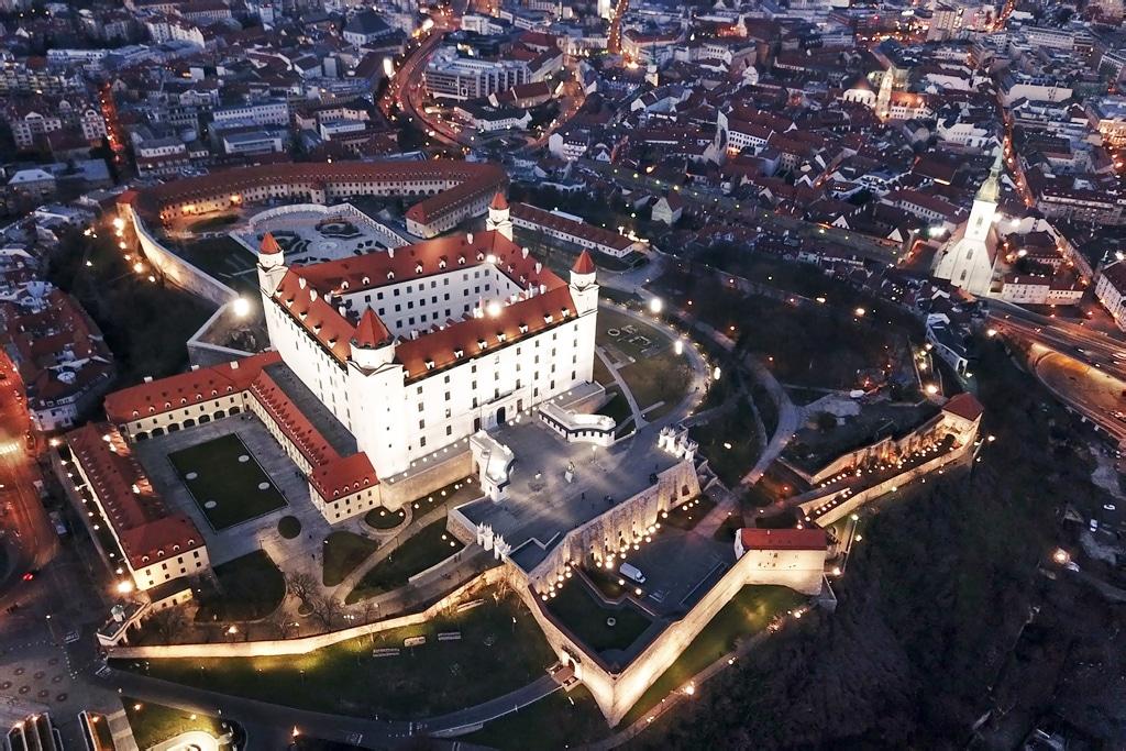 Bratislavský hrad 72 hodín v Bratislave