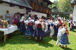 Dozinky Múzeum slovenskej dediny, SNM, zvyky na dedine