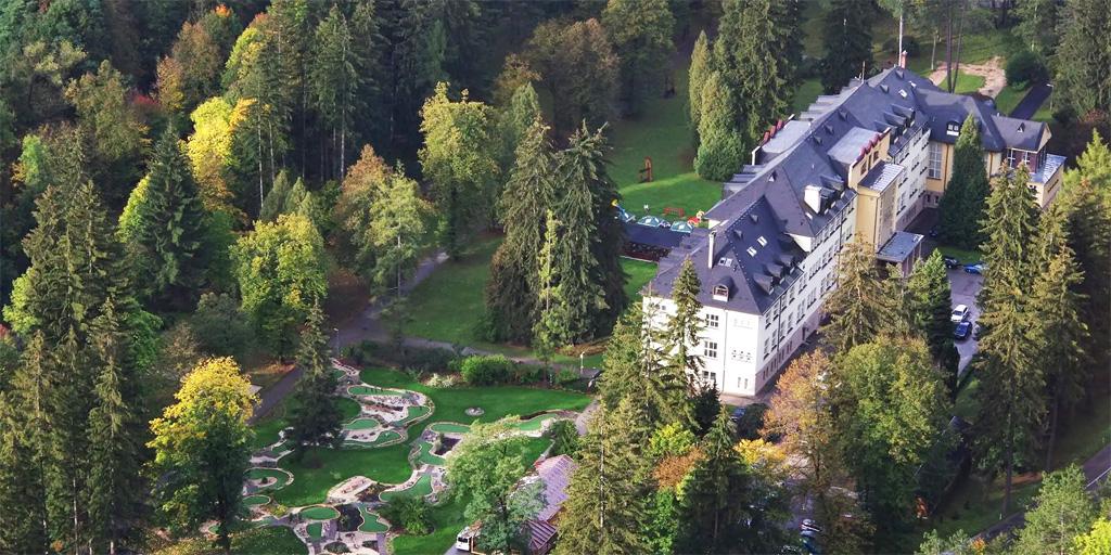 Hotel Rajec Skalka
