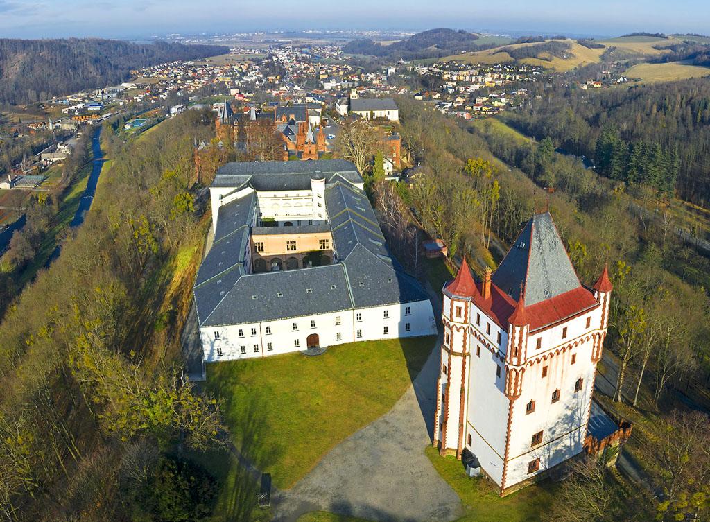 Celý svet zažijete na Severnej Morave, Hradec nad Moravicí
