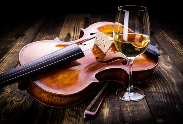 Hudba a víno v kaštieli, múzeum a Kultúrne centrum južného Zemplína