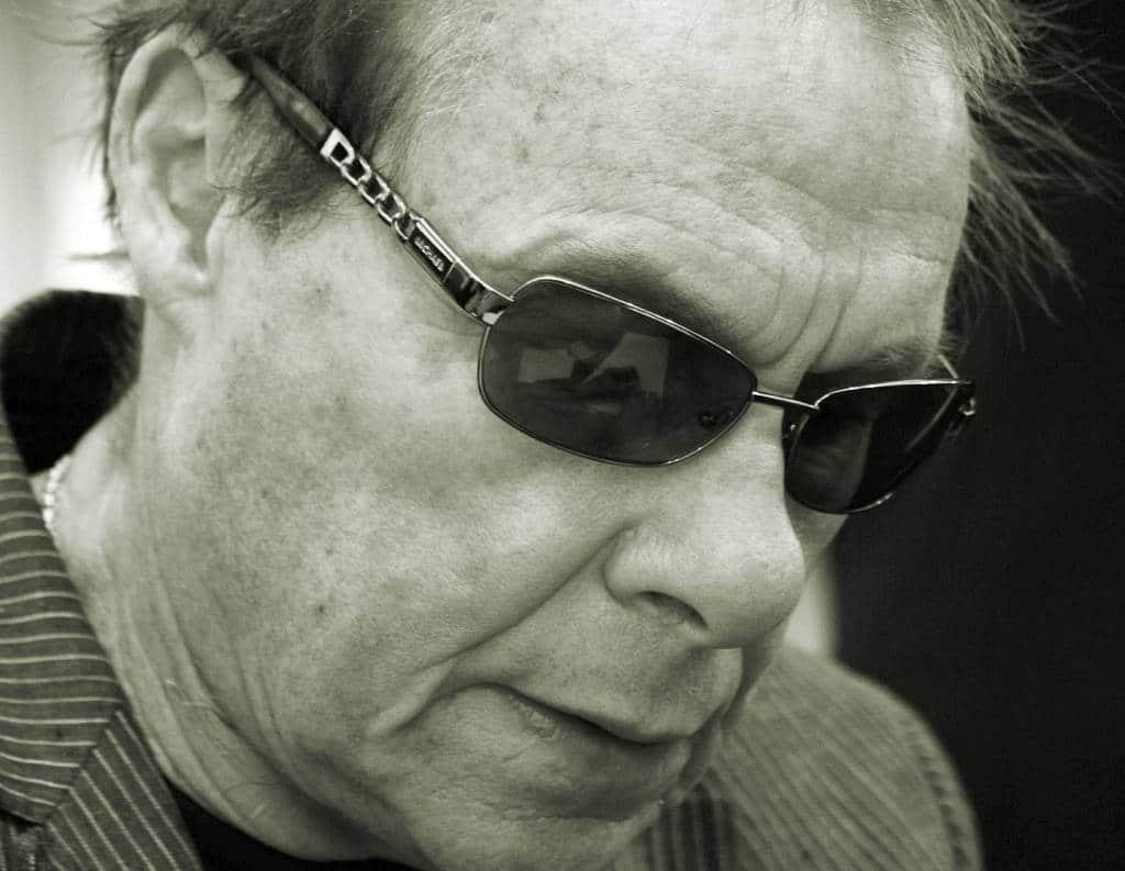 Jan Saudek – fotograf, ktorého sa dotkol Boh
