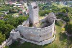 Letný Topoľčiansky hrad