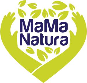 Mana Natura logo, cucoriedky
