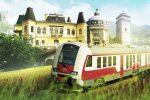 Mimoriadny turistický vlak Ľadový expres turistov opäť previezol zážitkami