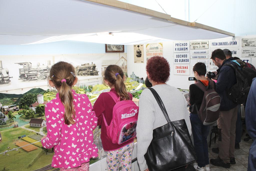 Obľúbené podujatie Rajecká Anča má už 10 rokov, Múzeum dopravy Rajecké Teplice