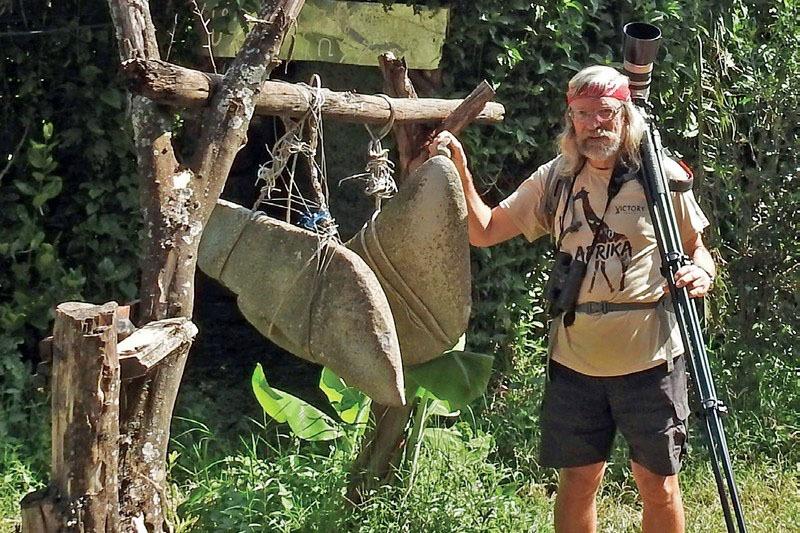 Pekelný raj Potulky africkou divočinou, afrika sliacky
