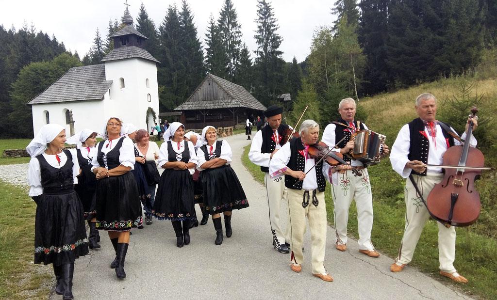 Spev, tanec a hudba. Aj o tom bude podujatie Bystrickou dolinou, Kysucké múzeum v Čadci