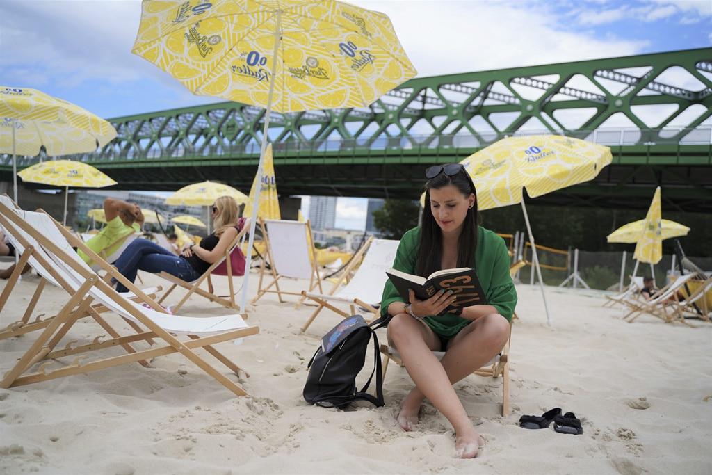 Tyršák pláž, 72 hodín v Bratislave