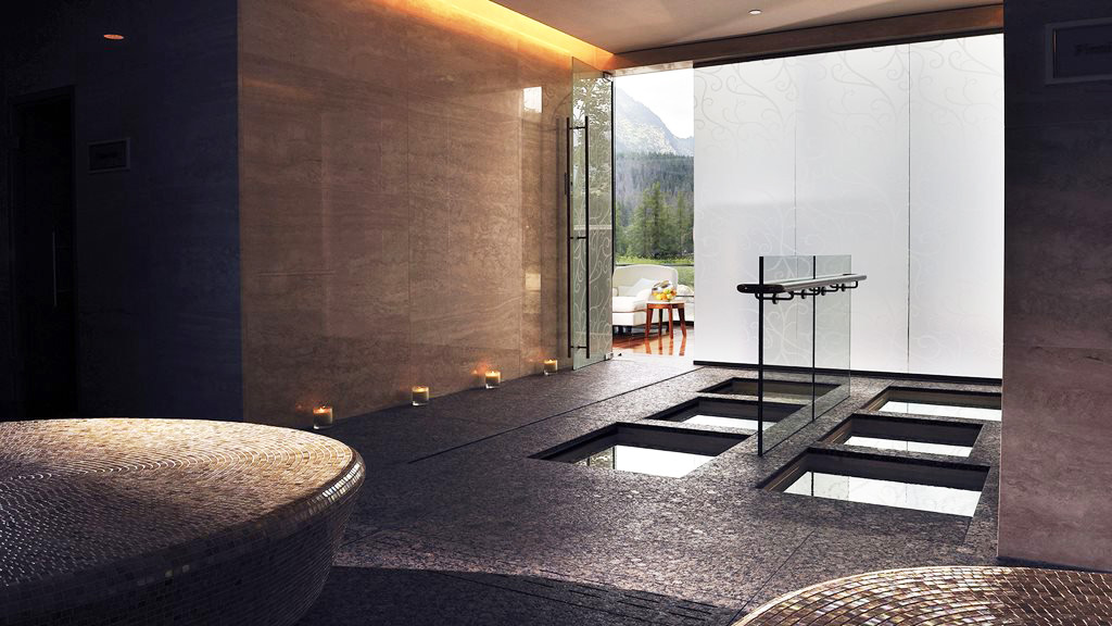 Zion Spa Luxury Grand Hotel Kempinski Vysoké Tatry