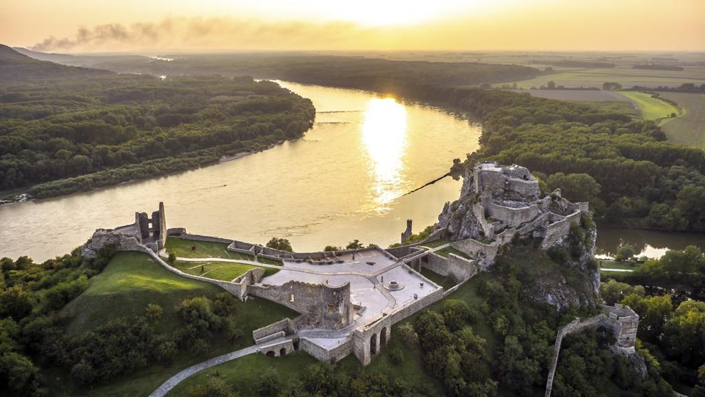 devin, vyhlad, panorama, dunaj, 72 hodín v Bratislave