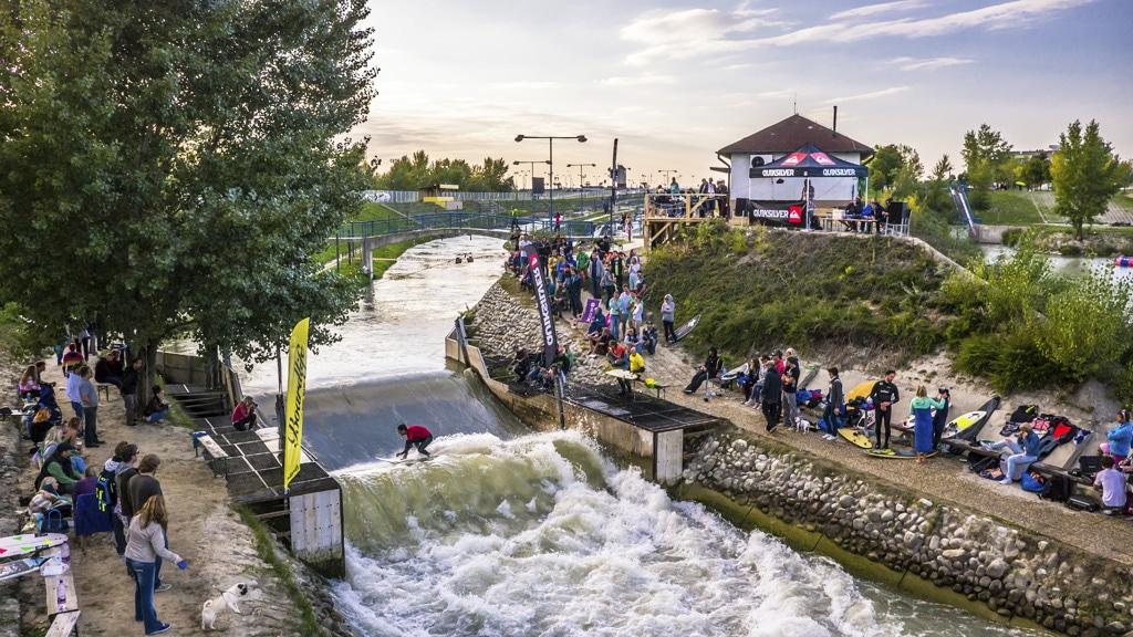 divoka voda, event, 72 hodín v Bratislave