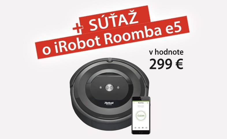 iRobot Roomba e5, sutaz Panama sedacky