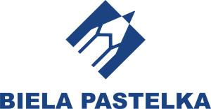 Biela pastelka logo
