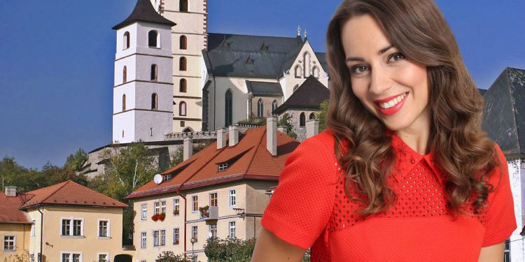 Koncert Adriany Kučerovej na Mestskom hrade v Kremnici