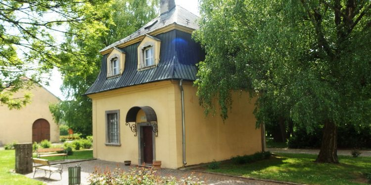 Pamätník Ludwiga van Beethovena, Dolná Krupá