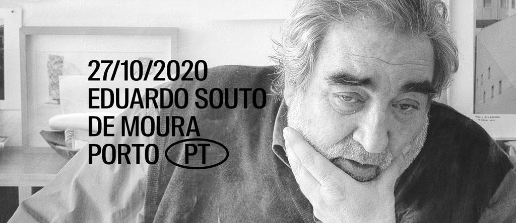 27. októbra 2020 EDUARDO SOUTO DE MOURA, 30. októbra 2020, NA, Bratislava, Spájame do jedného festivalu DAAD a DAAF 2020