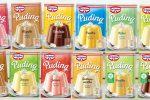 Dr Oetker zvyšuje kvalitu a modernizuje obľúbený rad pudingov