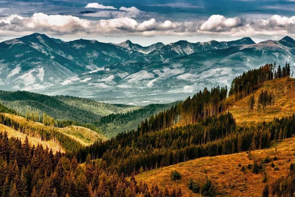 Hory sú zdravie a Liptov naďalej dobrý nápad ako byť zdravý, visitliptov