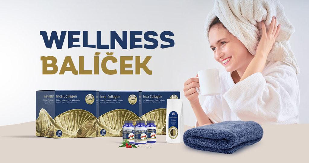 Wellness kolagénová kúra