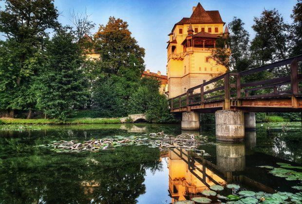Záhady a tajomstvá hradov a zámkov, legendy a povesti, Blatna_FOTO archív CzechTourism
