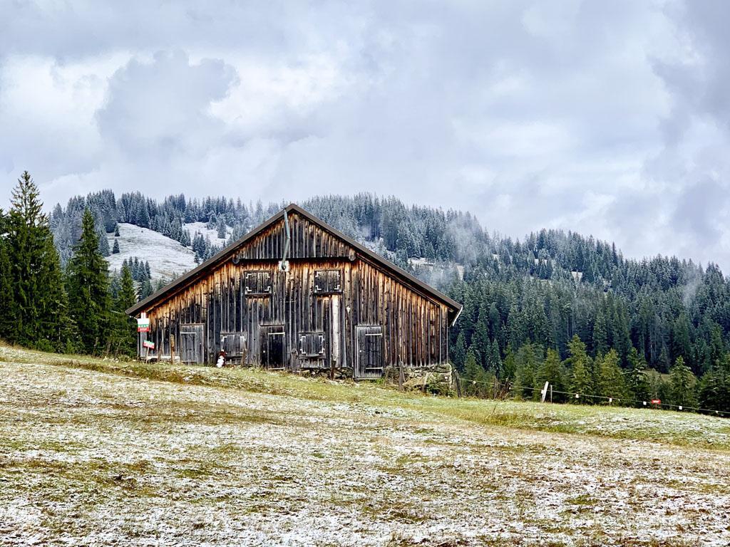 Záhorák na cestách pokračuje. Nové zážitky na švajčiarskych horách, turistika, Furggelenstock
