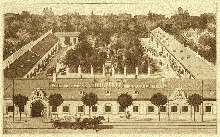 Šumivé vína – Hubert – keď život chutí už 195 rokov, Fabrika stara