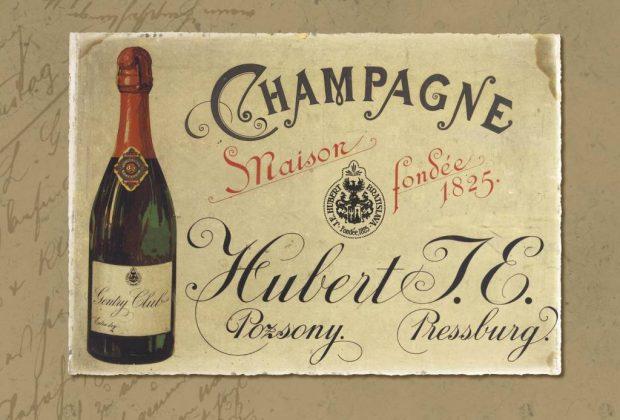 Šumivé vína – Hubert – keď život chutí už 195 rokov, obraz_chodba