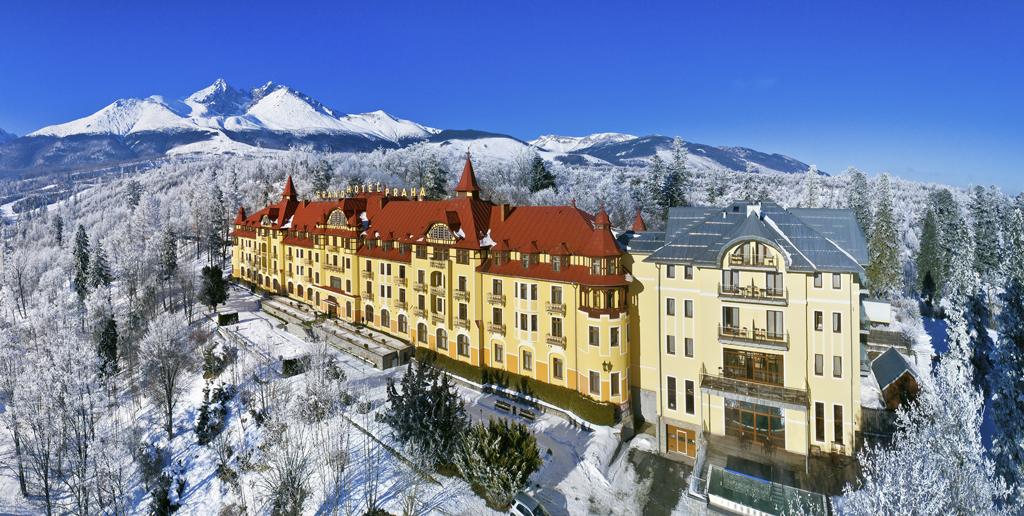 Bezpečné plánovanie lyžovačky môže odštartovať – začína predpredaj skipasov na zimu 2021, Hrandhotel Praha