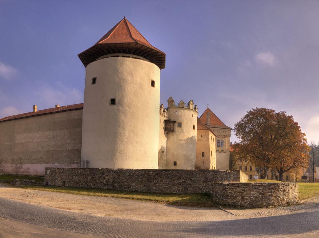 Kežmarský hrad - vyhľadávané múzeum a vďačný cieľ turistov v každom ročnom období, Hrad Kežmarok, vylet, kam s detmi