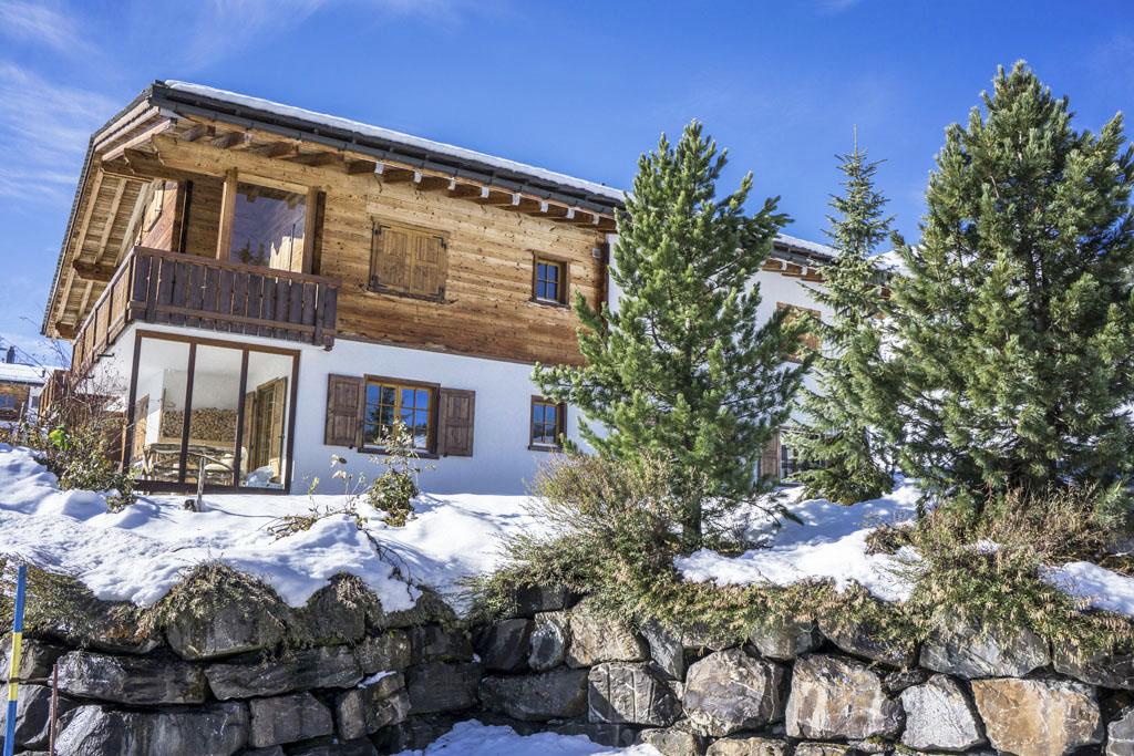 Záhorák na cestách VII, víkend v lyžiarskom stredisku Arosa, Švajčiarsko