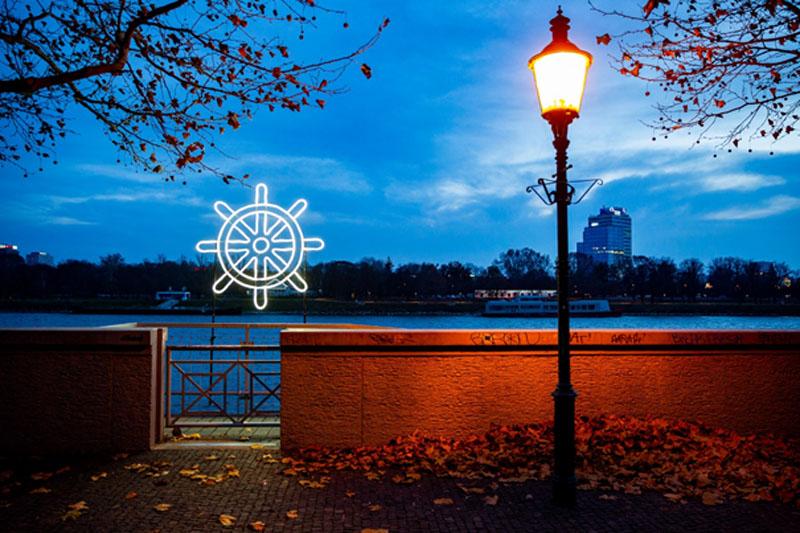 Čo robiť v Bratislave počas Vianoc, Život na Dunaji