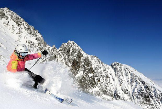7 rád na bezpečnú lyžovačku v Jasnej a vo Vysokých Tatrách, TATRANSKA LOMNICA