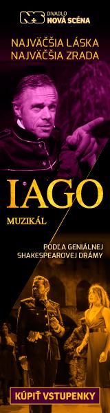 IAGO, divadlo nova scena