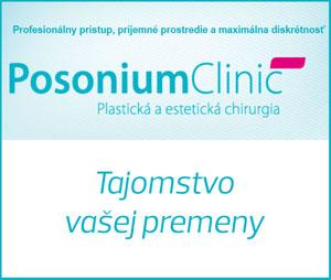 Posonium Clinic banner