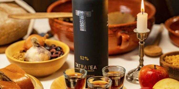 Tradičné Vianoce na Slovensku kedysi a dnes, Tatratea, Tatransky čaj