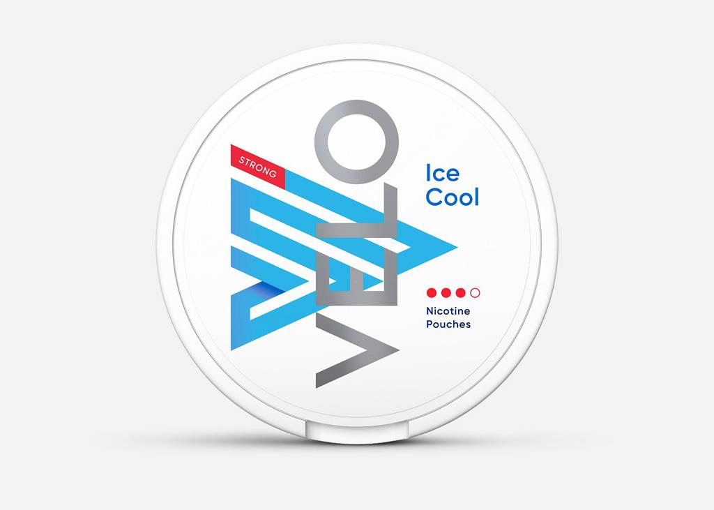 Nikotinove vrecuska_VELO, Velo (CZ) WHT Ice Cool 10 mg