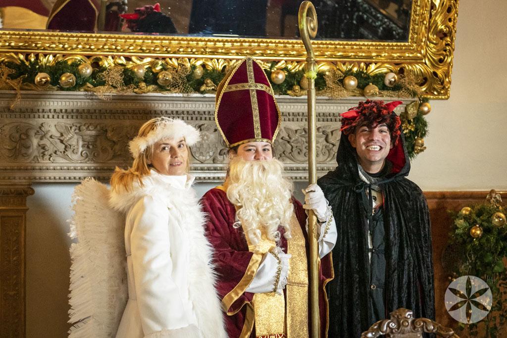 Vianoce na Bojnickom zámečku