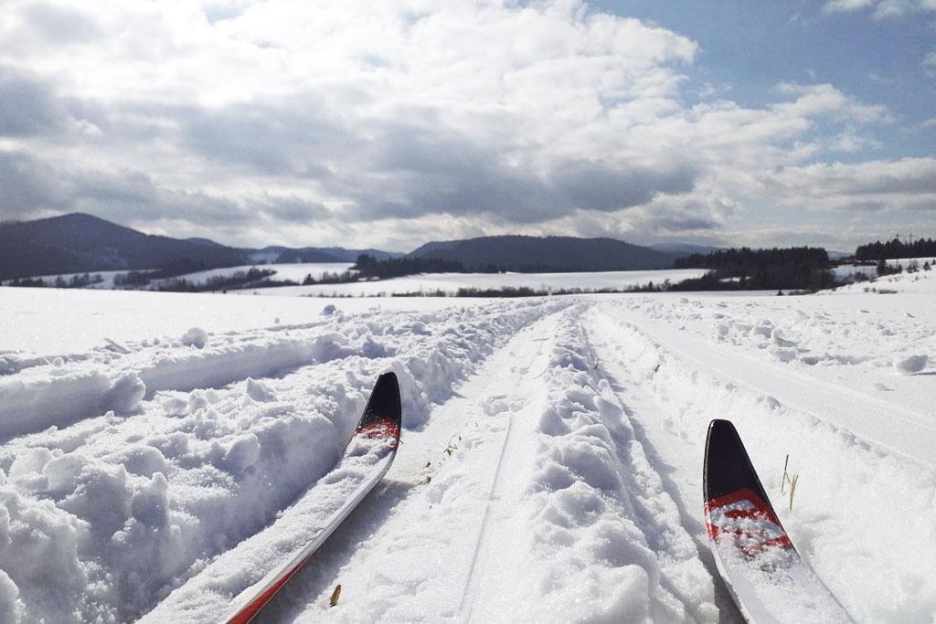 Bežkovanie na Horehroní je tohtoročnú zimnú sezónu stále populárnejšie